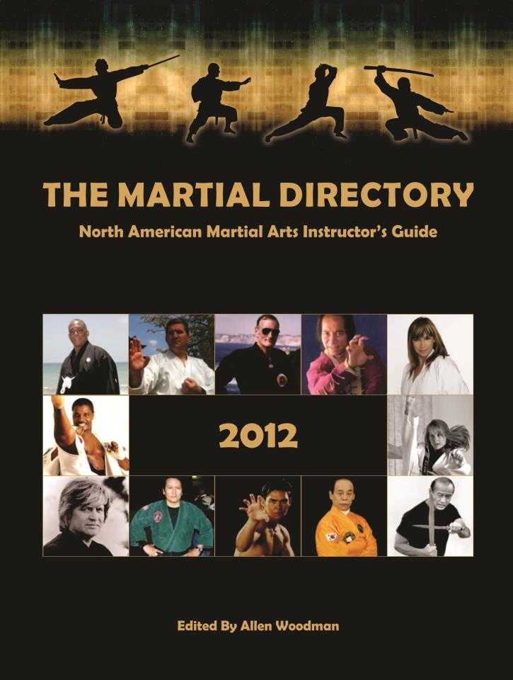 2012 The Martial Directory by Allen Woodman