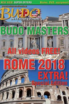 Budo International's Budo Masters Rome EXTRA Edition